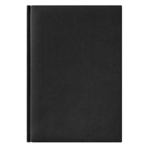 Ежедневник недатированный City Canyon 145х205 мм, без календаря, черный