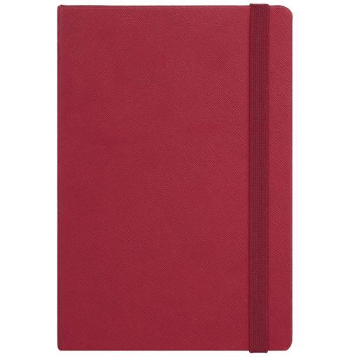 Ежедневник недатированный Summer time BtoBook, красный