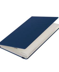 Ежедневник Portobello BtoBook, Alpha, недатированный, синий
