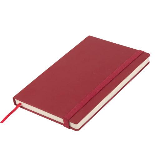 Ежедневник недатированный Alpha BtoBook, красный