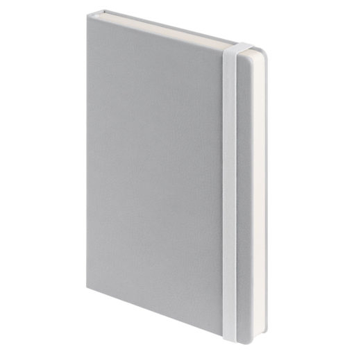 Ежедневник Portobello BtoBook, Marseille soft touch, недатированный, серый