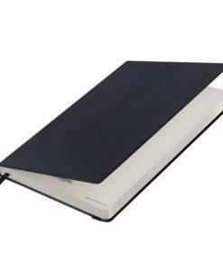 Ежедневник Portobello BtoBook, Latte, недатированный, черный