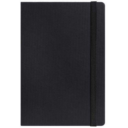 Ежедневник Portobello BtoBook, Rain, недатированный, черный