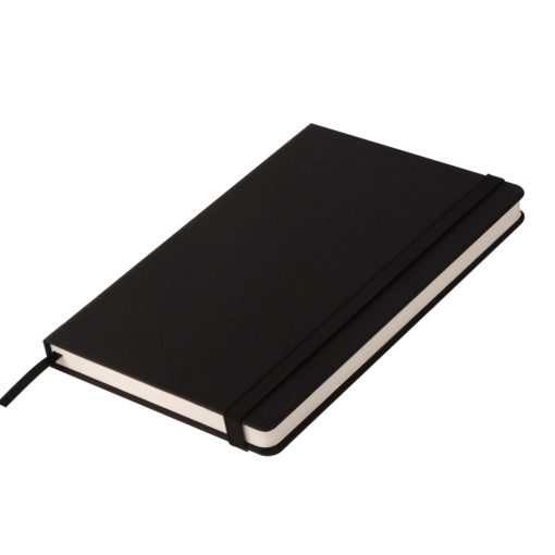 Подарочный набор Portobello/BtoBook Canyon черный (Ежедневник недат А5, Ручка)