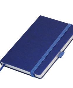 Ежедневник Portobello Trend, Blue ocean, недатированный, синий/серебряный