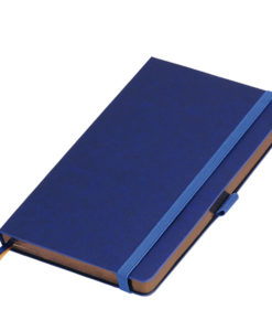 Ежедневник недатированный, Portobello Trend,Blue ocean, 145х210, 256стр, синий/бронзовый(без бум лент, стик)