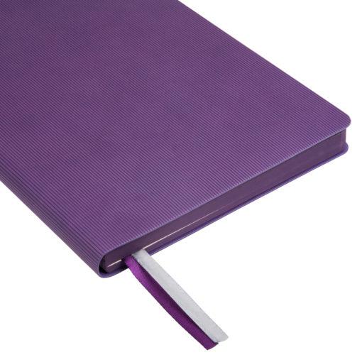 Ежедневник Portobello Trend, Rain, недатированный, фиолетовый