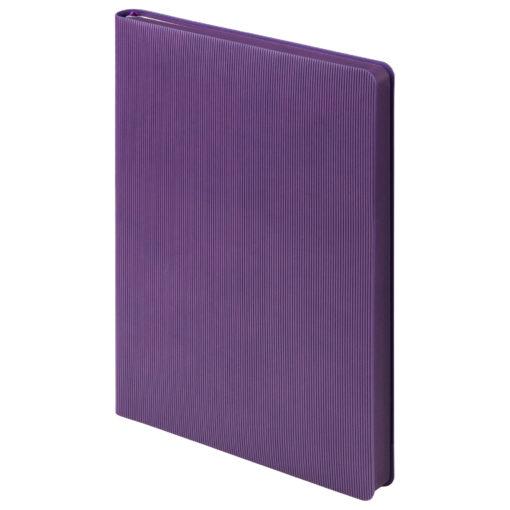 Ежедневник Portobello Trend, Rain, недатированный, фиолетовый (без упаковки, без стикера)