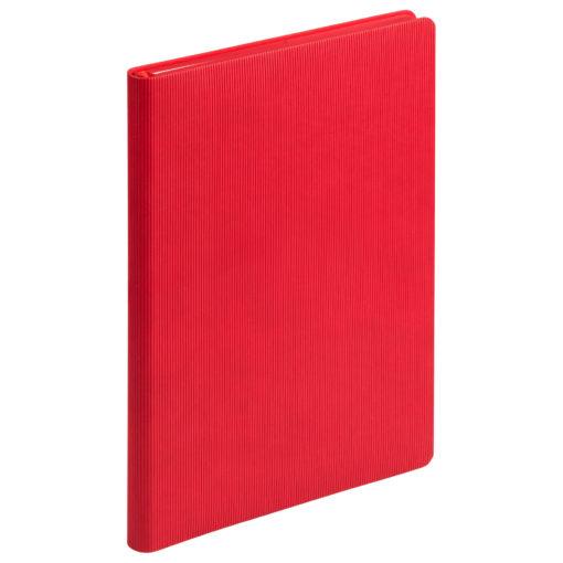 Ежедневник Portobello Trend, Rain, недатированный, красный (без упаковки, без стикера)