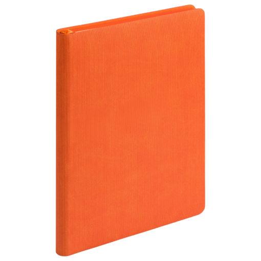 Ежедневник Portobello Trend, Rain, недатированный, оранжевый