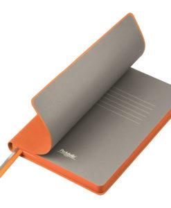 Ежедневник Portobello Trend, Rain, недатированный, оранжевый (без упаковки, без стикера)