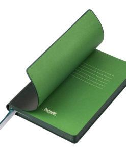 Ежедневник Portobello Trend, Voyage, недатированный, темно-зеленый