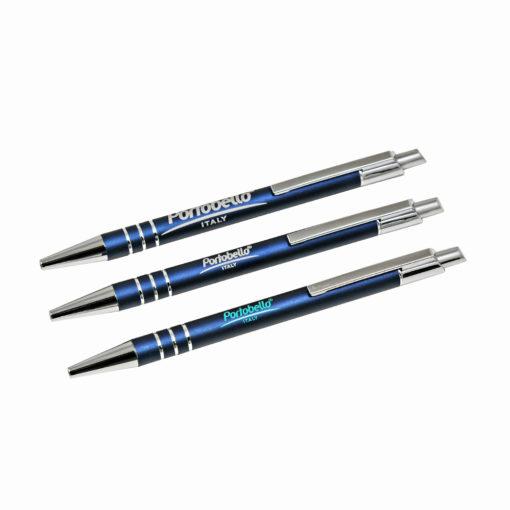 Шариковая ручка City, синяя