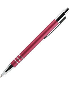 Шариковая ручка City, красная, в упаковке