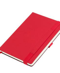 Ежедневник Portobello Trend, Alpha, недатированный, красный/серый