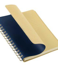 Ежедневник Portobello Trend, Vista, недатированный, синий/бежевый