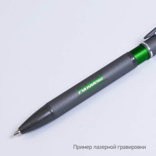 Шариковая ручка IP Chameleon, зеленая