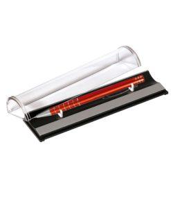 Шариковая ручка Scotland, оранжевая, в упаковке