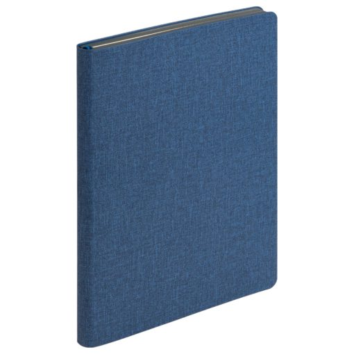 Ежедневник Portobello Trend, TWEED, недатированный, синий