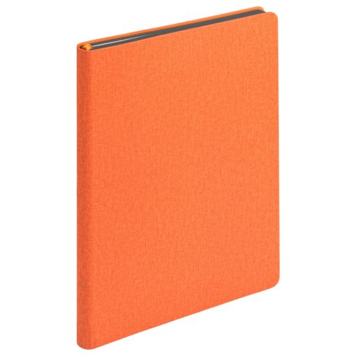 Ежедневник Portobello Trend, TWEED, недатированный, оранжевый