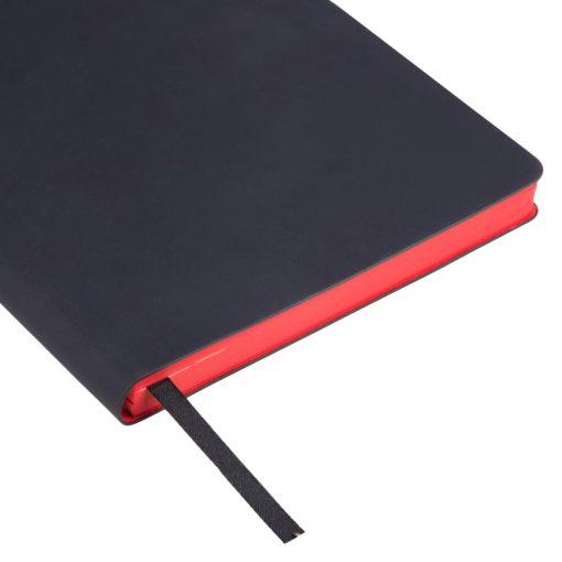 Ежедневник Portobello Trend, Latte soft touch, недатированный, чернильно-синий