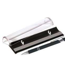 Шариковая ручка Comet, черная, в упаковке
