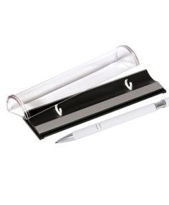 Шариковая ручка Comet, белая, в упаковке