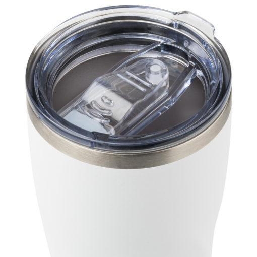 Термокружка вакуумная, Twist, 600 ml, белая