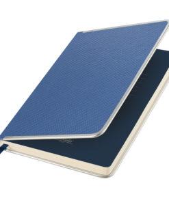 Ежедневник Portobello Trend, Carbon, недатированный, синий