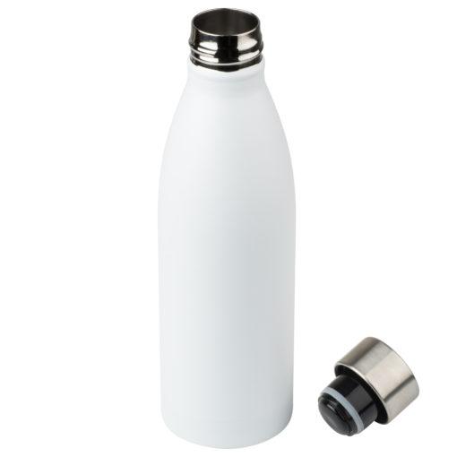 Термобутылка вакуумная герметичная, Fresco, 500 ml, белая