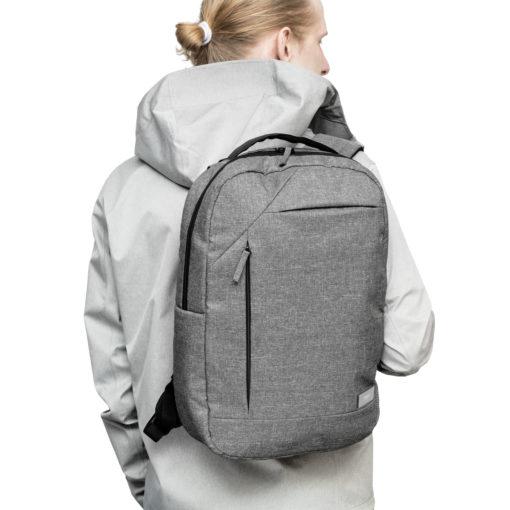 Рюкзак Verdi из эко материалов, серый