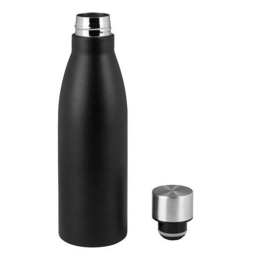 Термобутылка вакуумная герметичная, Fresco Neo, 500 ml, черная