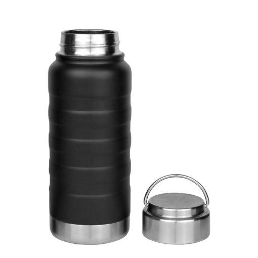 Термобутылка вакуумная герметичная Portobello, Garda, 530 ml, черная
