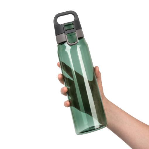Спортивная бутылка для воды, Aqua, 830 ml, зеленая