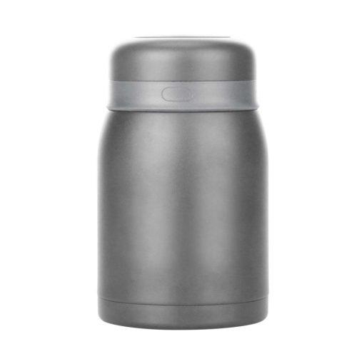 Термос для еды  Vitto, 700 ml, серый