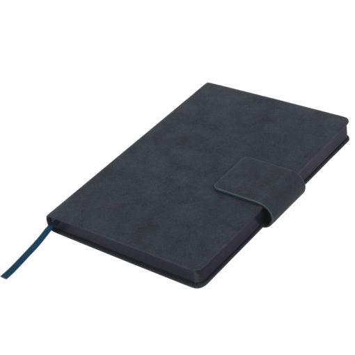 Ежедневник Portobello Trend, Ritz, недатированный, синий, твердая обложка, срез-фольга/темно-синий