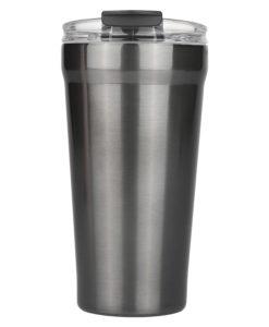 Термокружка вакуумная Forte 500 ml, серая