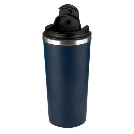 Термокружка вакуумная Portobello, Palermo, 480 ml, синяя