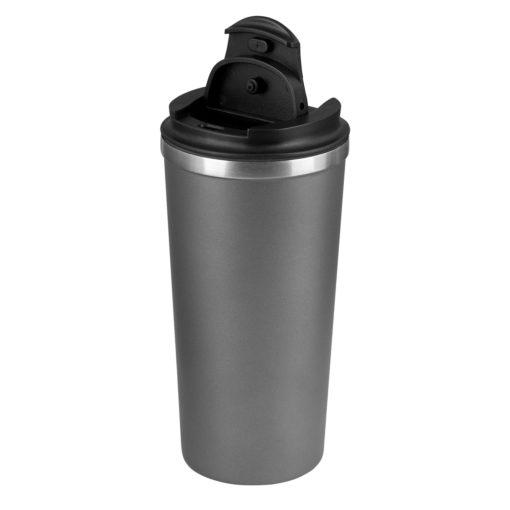 Термокружка вакуумная, Palermo, 480 ml, серая