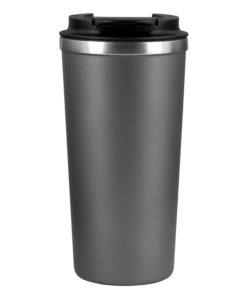 Термокружка вакуумная Portobello, Palermo, 480 ml, серая