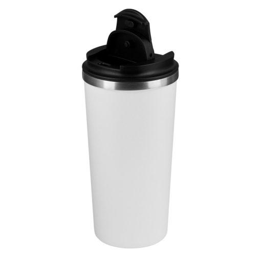 Термокружка вакуумная, Palermo, 480 ml, белая