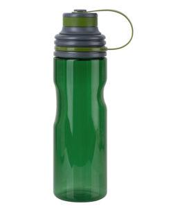 Спортивная бутылка для воды, Cort, 670 ml, зеленая