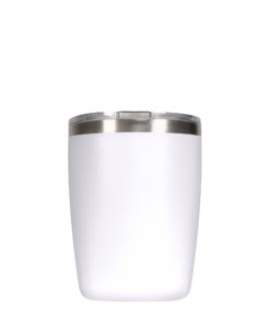 Термокружка вакуумная, Viva, 400 ml, белая