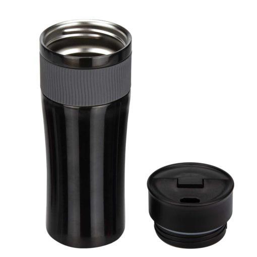 Термокружка вакуумная Polo 500 ml, черная