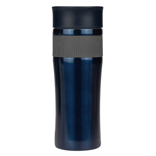 Термокружка вакуумная Polo 500 ml, синяя
