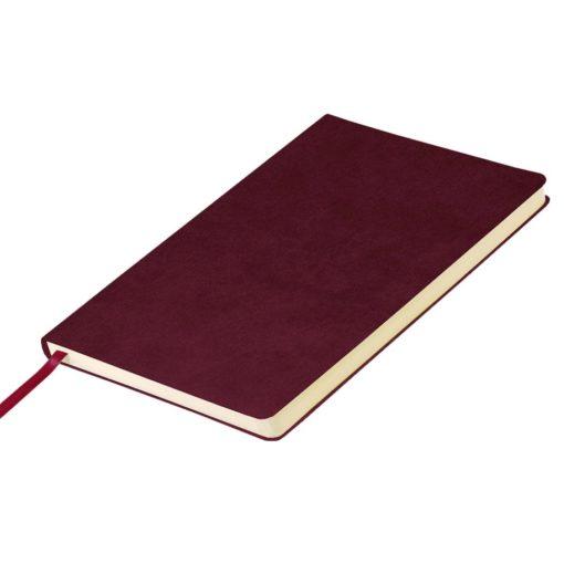 Ежедневник недатированный, Portobello Trend NEW, Winner City, 145х210, 224 стр, бордовый