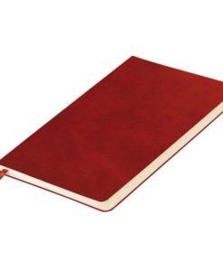 Ежедневник недатированный, Portobello Trend NEW, Vegas City, 145х210, 224 стр, красный