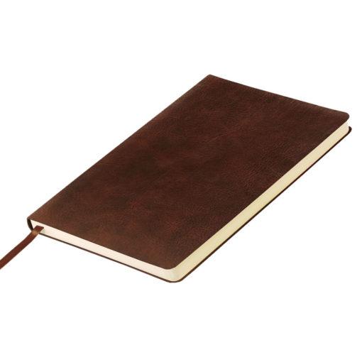 Ежедневник недатированный, Portobello Trend NEW, Vegas City, 145х210, 224 стр, светло-коричневый