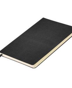 Ежедневник недатированный, Portobello Trend NEW, Flax City, 145х210, 224 стр, черный