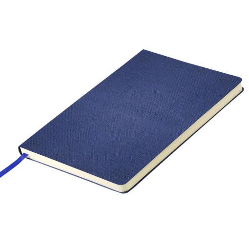 Ежедневник недатированный, Portobello Trend NEW, Flax City, 145х210, 224 стр, синий